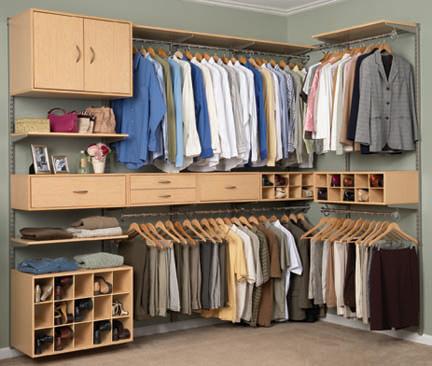 Armarios Empotrados A Medida10 Ideas Y Consejos Hoy Lowcost - Diseo-interior-armarios-empotrados