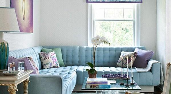 Ideas decorar salones alargados peque os hoy lowcost - Decoracion salones pequenos ...