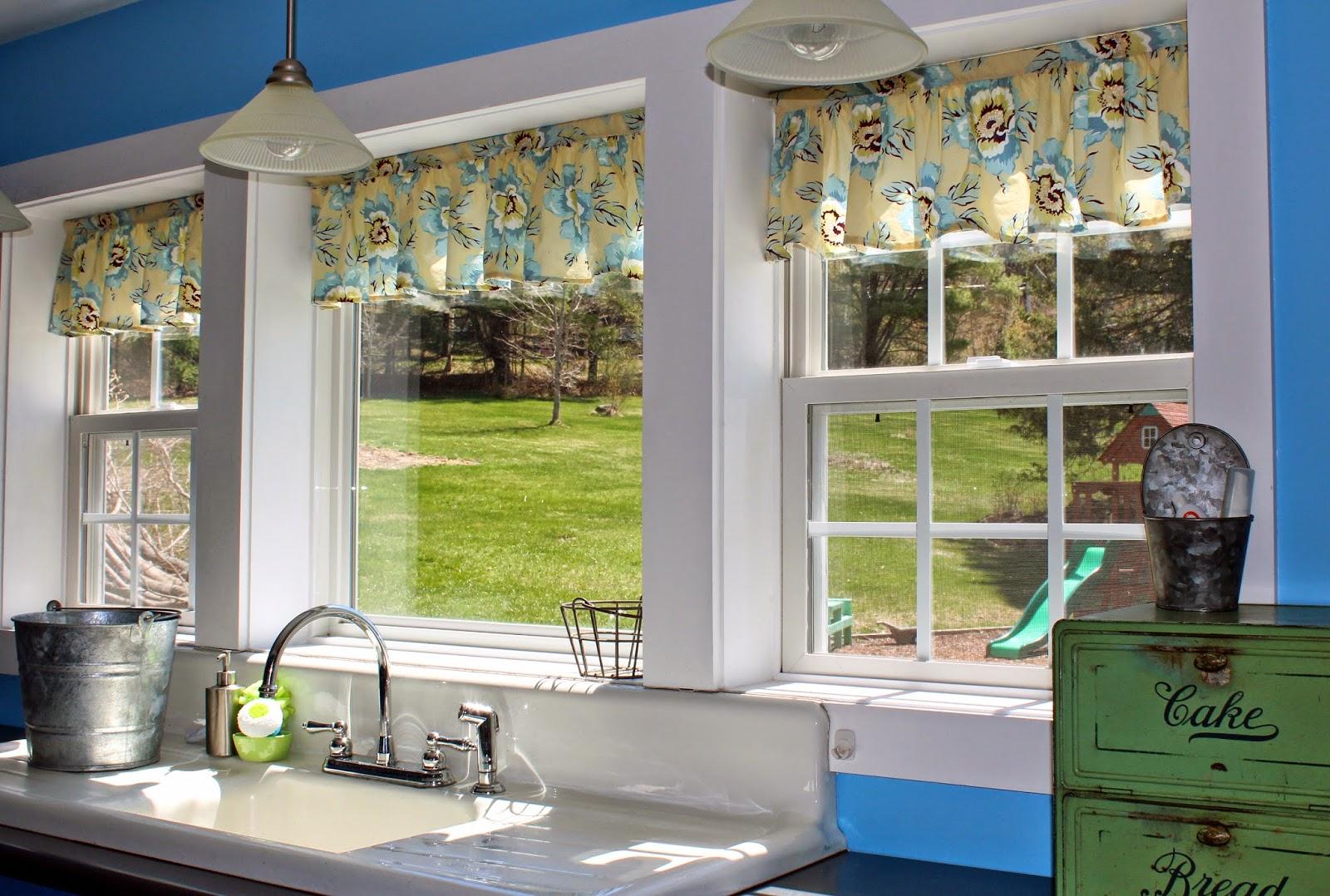 ideas en decoracion ventanas cocina