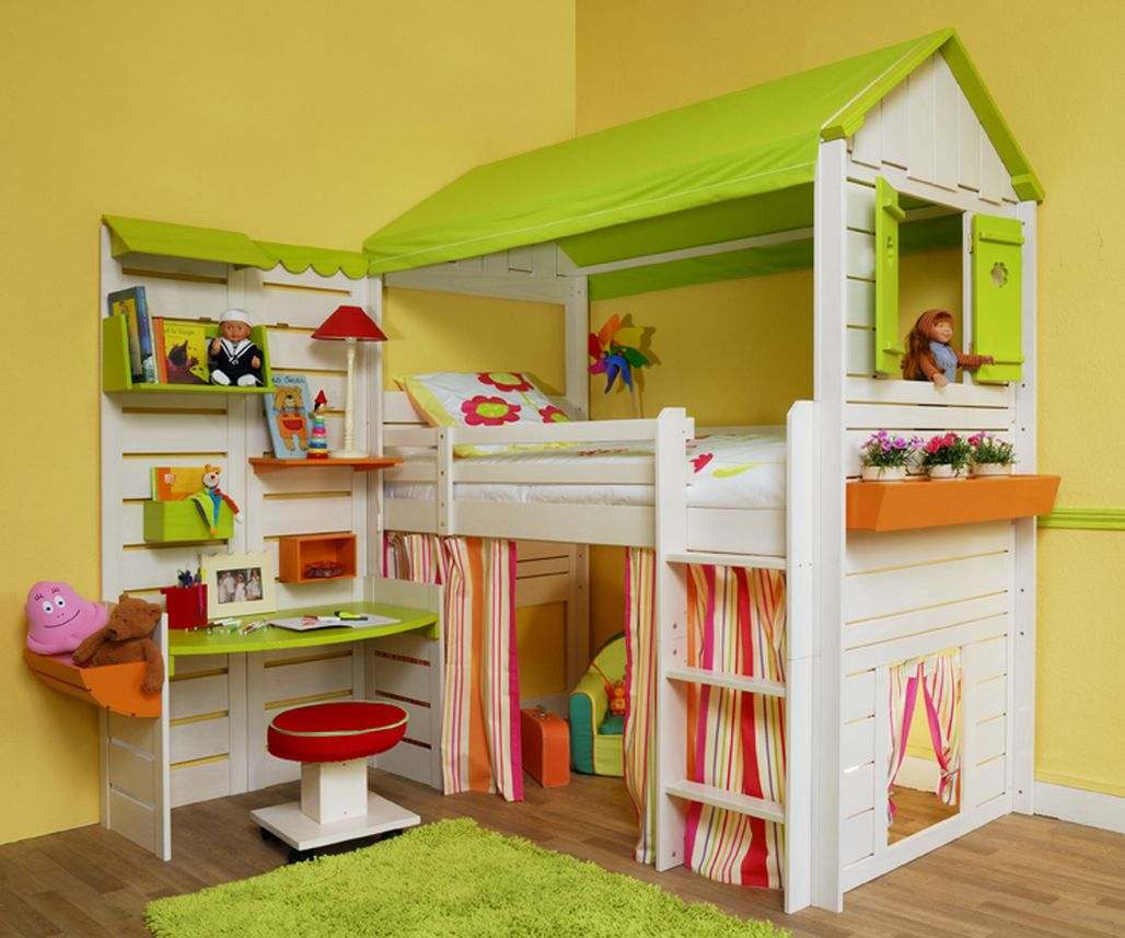 ideas originales decoracion infantil