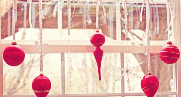 ideas-para-decorar-cortinas-en-navidad | Hoy LowCost