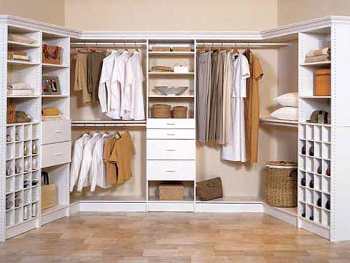 Armarios Empotrados A Medida 10 Ideas Y Consejos Hoy Lowcost ~ Interiores De Armarios Empotrados Ikea