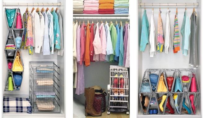 Armarios empotrados a ideas y consejos hoy lowcost for Organizadores para closet