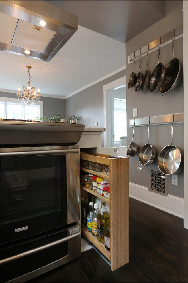 organizacion y diseño cocina funcional