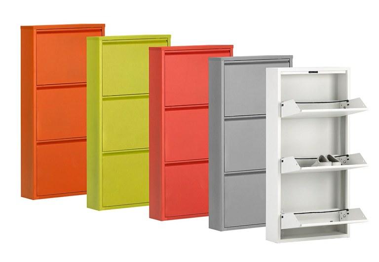 Tipos De Zapateros Colores Modernos