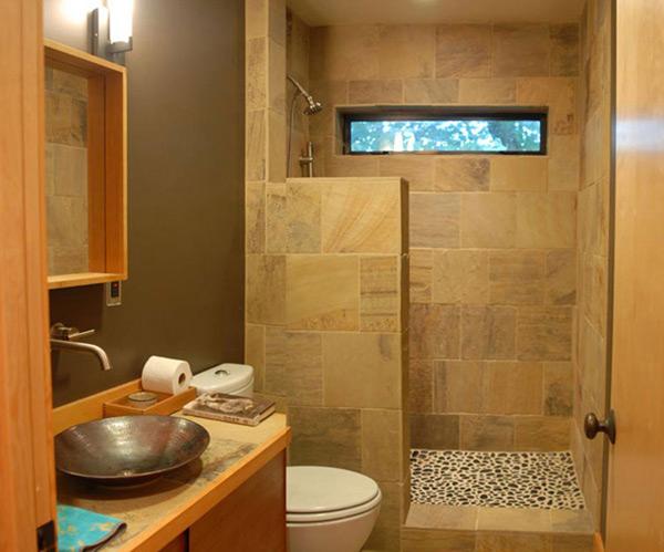 cuartos de baño diseños color neutro