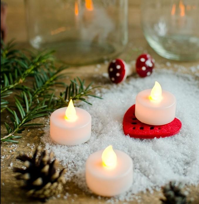 Adornos de navidad hechos a mano for Adornos navidenos sencillos