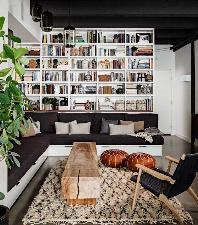 3 separar ambientes con paredes traslucidas o semiopacas - Decoradores De Interiores Famosos