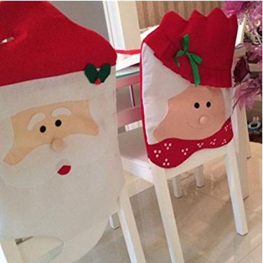 Adornos de navidad hechos a mano sillas decoradas for Sillas para hacer del bano