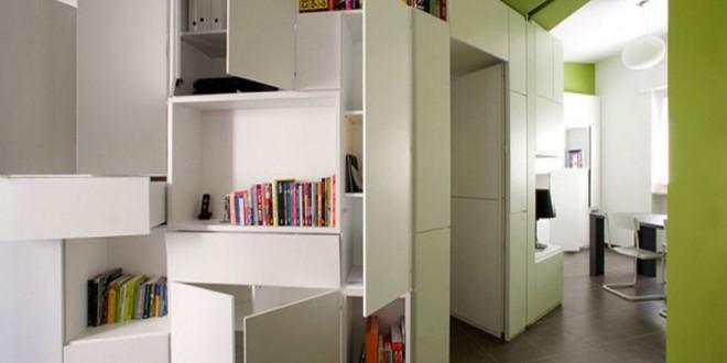 Armarios para espacios peque os hoy lowcost - Armarios espacios pequenos ...