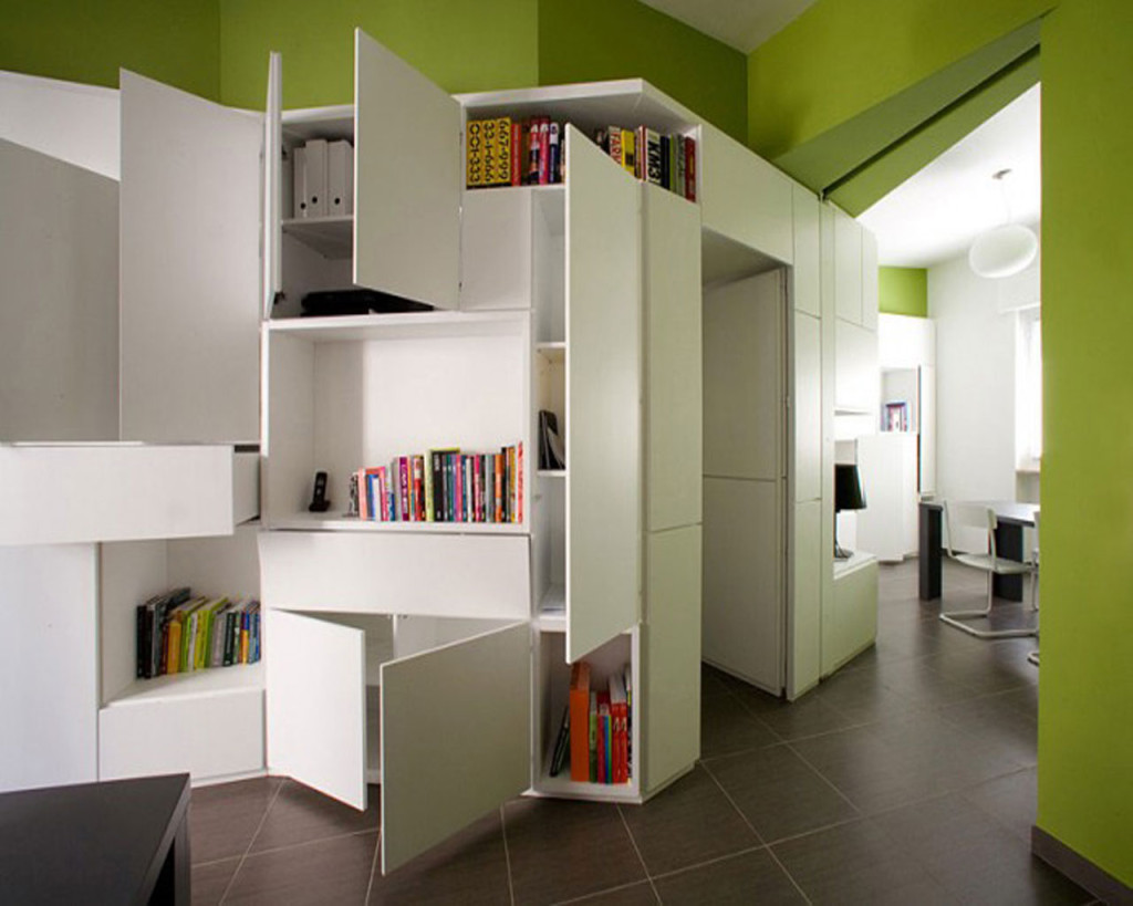 armarios para espacios pequeños