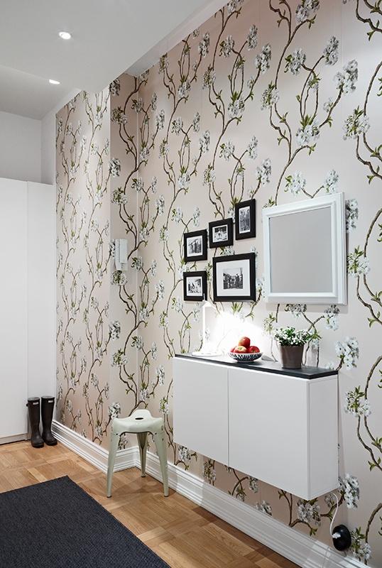 Ideas decoracion de pasillos con efecto acogedor hoy lowcost - Aparadores originales ...