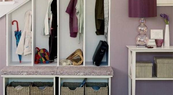 Muebles de recibidor y pasillo practicos y modernos - Muebles de pasillo ...