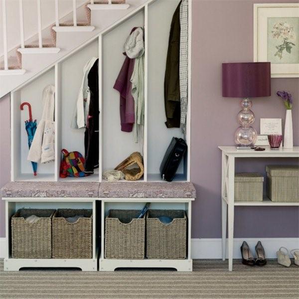 Muebles de recibidor y pasillo practicos y modernos - Muebles para hall ...