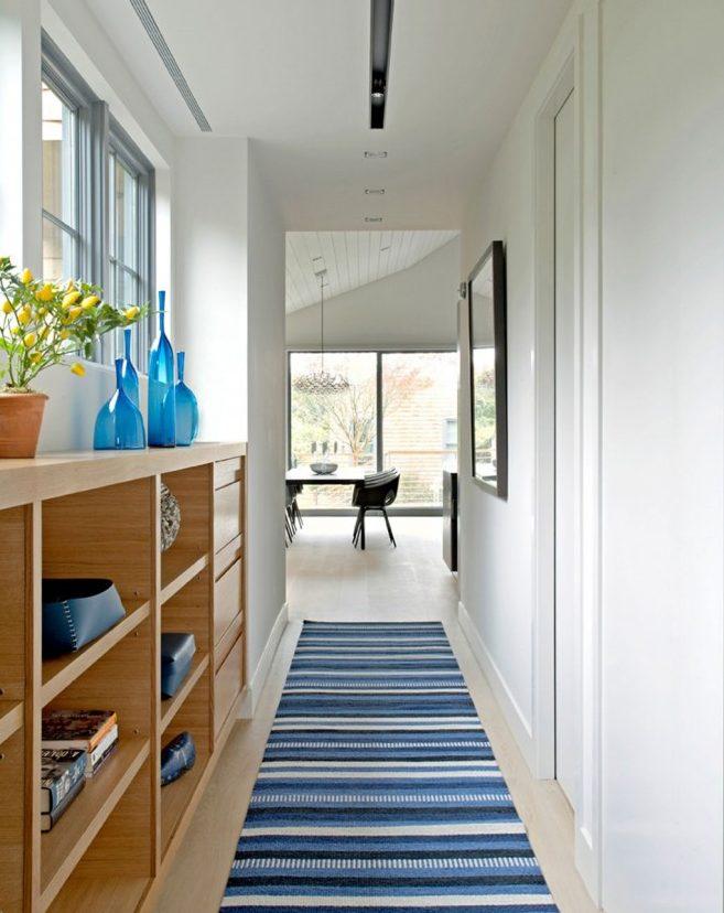 Muebles de recibidor y pasillo pr cticos y modernos hoy - Decorar pasillo con fotos ...