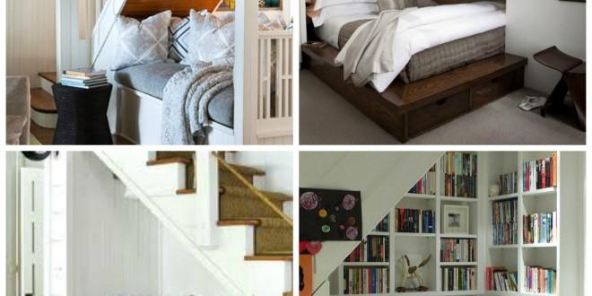 Decoracion espacios debajo de escaleras hoy lowcost for Decoracion espacios interiores