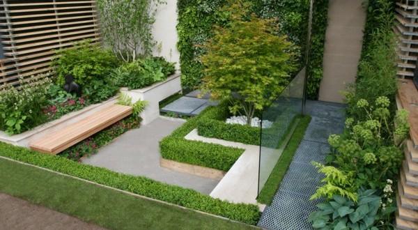 Decoracion jardin estilo zen hoy lowcost - Decoracion jardin zen ...