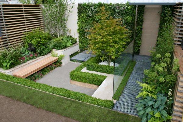 Dise o de jardines 6 pasos fundamentales hoy lowcost for Decoracion parques y jardines