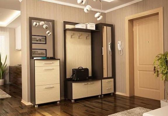 Muebles de recibidor y pasillo pr cticos y modernos hoy lowcost - Como decorar un recibidor moderno ...