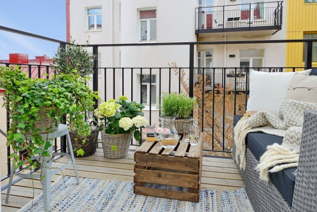 decorarar terraza barata