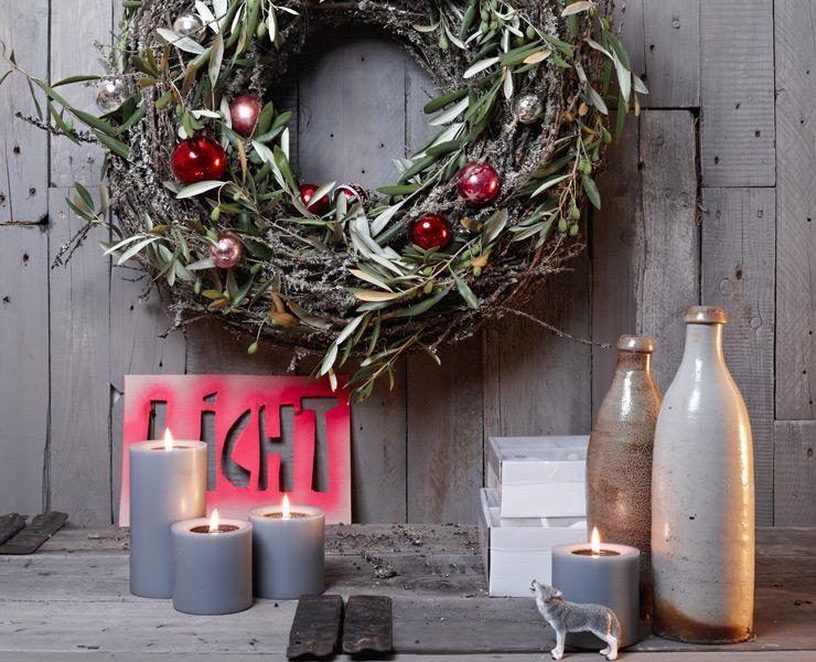 Decoracion Para Navidad 2016 Consejos Y Trucos - Decoraciones-de-navidad-manualidades