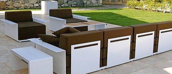 diseño jardines estilo lounge