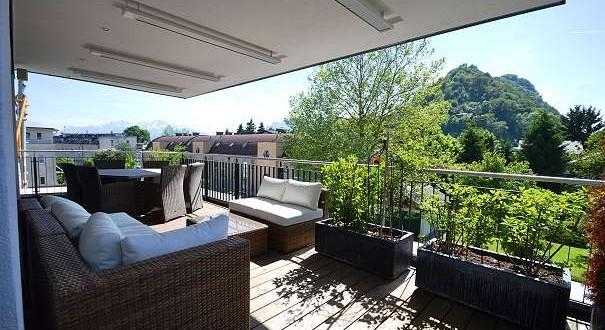 diseño terrazas con toldo | Hoy LowCost