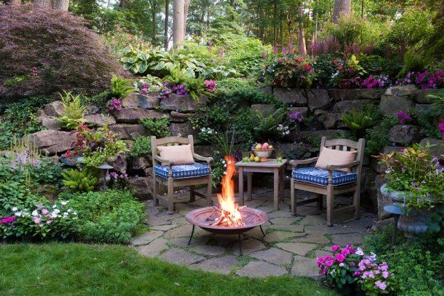 estufas jardin diseño