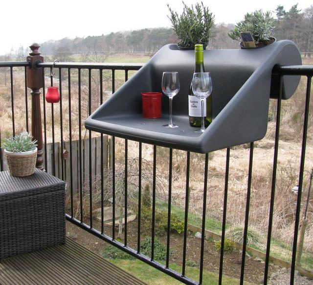 idea mesas terrazas pequeñas