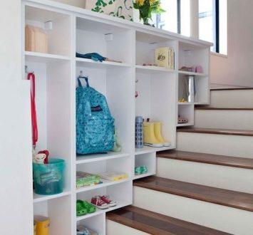 idea muebles almacenaje escaleras