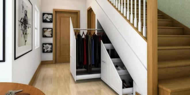 Ideas de muebles bajo escalera hoy lowcost - Muebles bajo escalera ikea ...