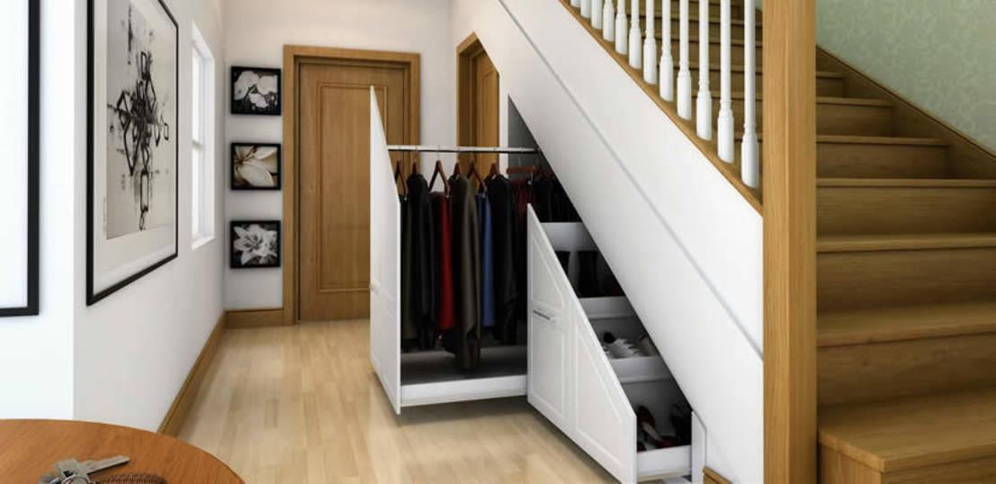 Ideas de muebles bajo escalera hoy lowcost for Ideas de muebles