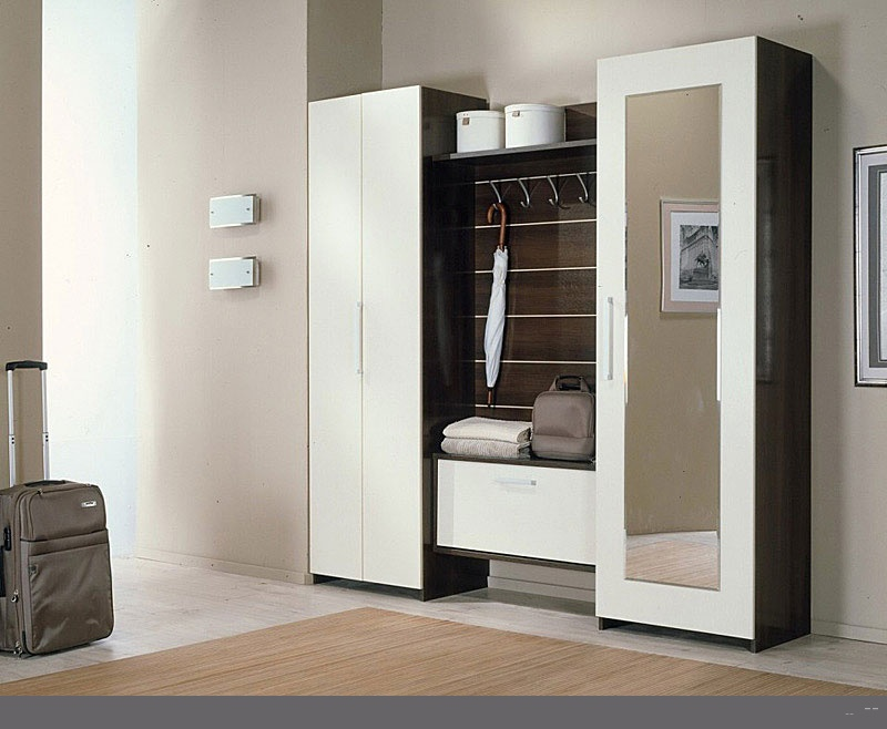 muebles de recibidor y pasillo pr cticos y modernos hoy. Black Bedroom Furniture Sets. Home Design Ideas