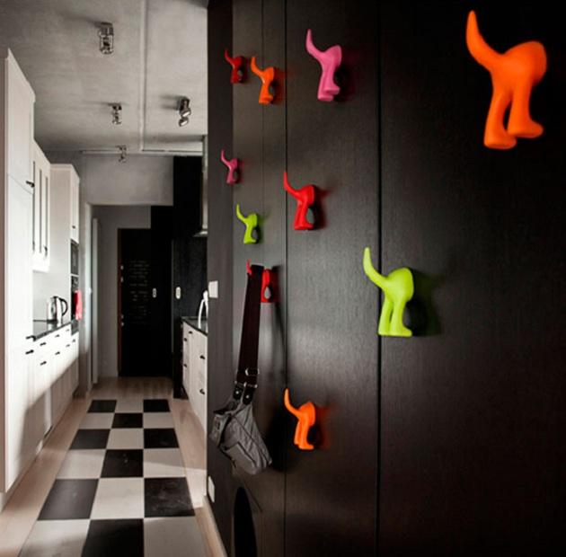 ideas originales para pasillo
