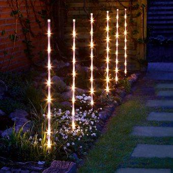 iluminacion exterior decoracion navidad