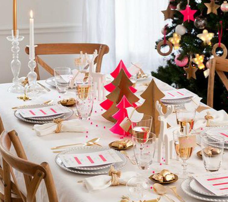 Decoracion mesa navide a 2016 - Decoracion de mesas navidenas ...
