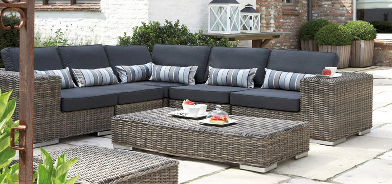 Dise o de jardines 6 pasos fundamentales hoy lowcost for Muebles chill out baratos