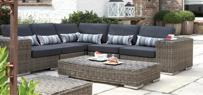 mobiliario jardin moderno - Muebles De Jardn Baratos