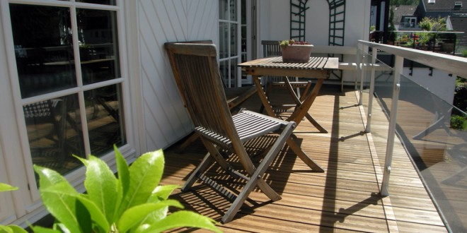 Muebles balcones estrechos hoy lowcost - Muebles para balcones pequenos ...