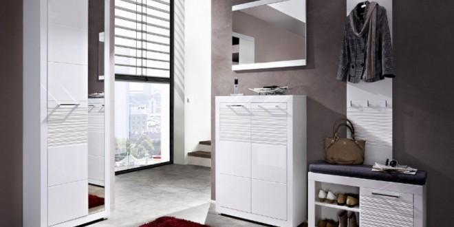 Muebles de recibidor modernos hoy lowcost - Mueble recibidor moderno ...