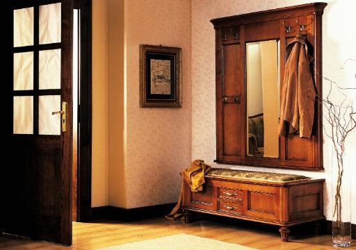 Muebles de recibidor y pasillo pr cticos y modernos hoy - Mueble recibidor rustico ...