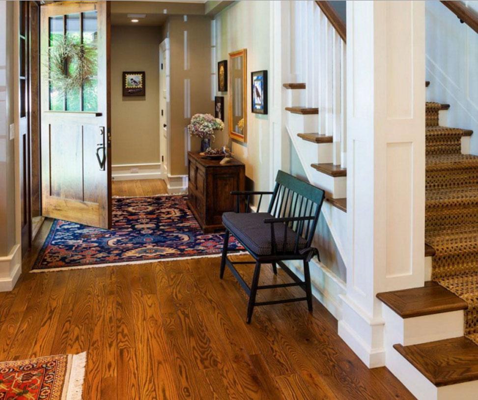 Muebles de recibidor y pasillo pr cticos y modernos hoy for Muebles practicos para casas pequenas