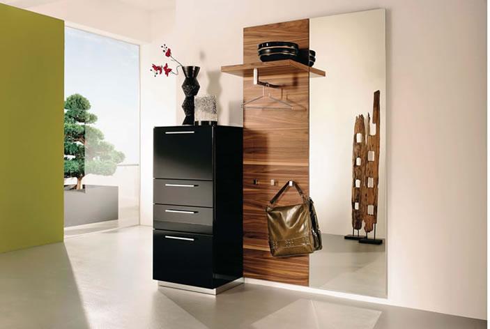 muebles de recibidores pequeños