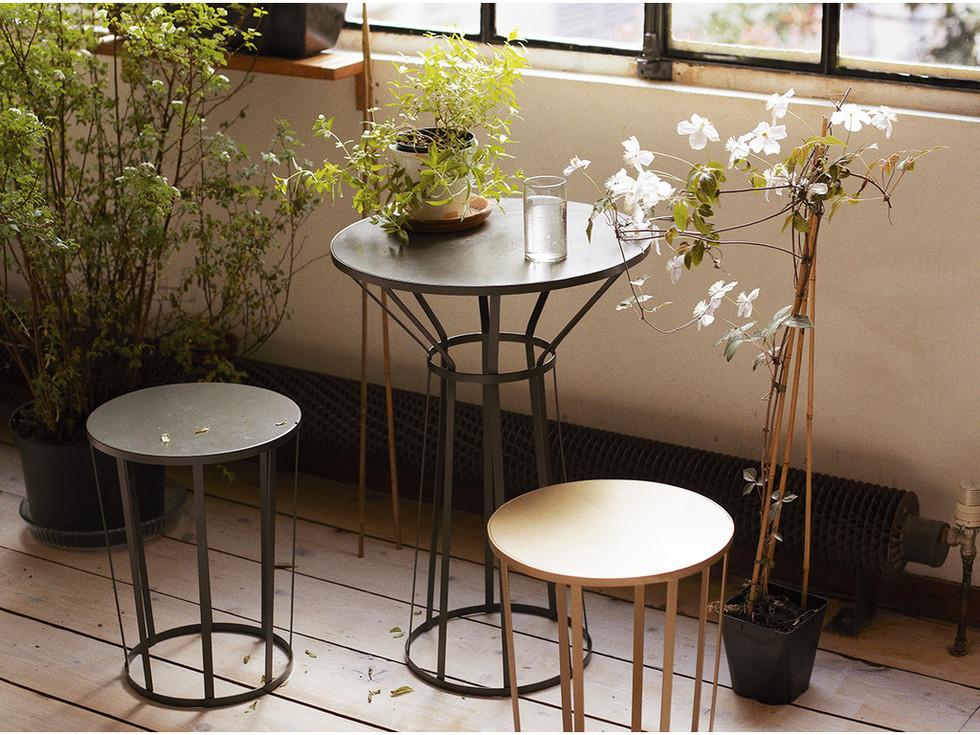 muebles de terraza o balcon minimalistas