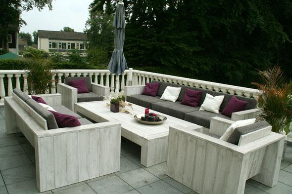 muebles jardines reuniones