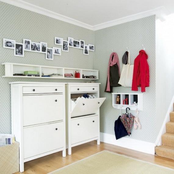 Muebles de recibidor y pasillo practicos y modernos for Muebles entrada recibidor ikea