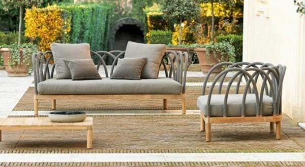 Originales muebles jardin modernos hoy lowcost for Muebles jardin modernos