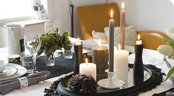 2016 adornos de navidad hechos a mano centros de mesa. Black Bedroom Furniture Sets. Home Design Ideas