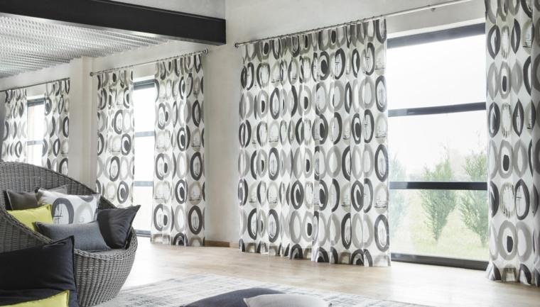 Baños Japoneses Modernos: dormitorios estores paneles japoneses decoracion tendencia cortinas