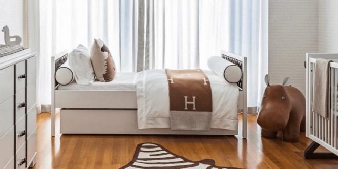 alfombras y cortinas dormitorios bebes
